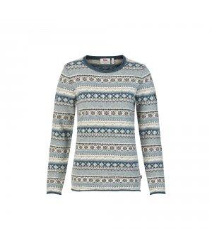 e30554298ea4 Fjällräven Övik Folk Knit Sweater W - dámsky pletený sveter F89770