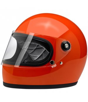 Biltwell Gringo S Gloss Hazard Orange ECE